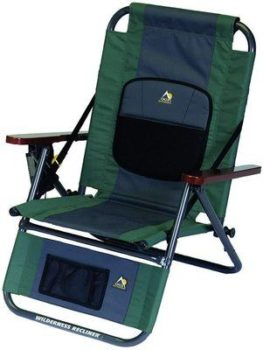 8. GCI Outdoor Reclining Camp Chair