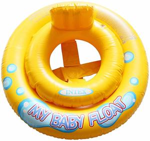 8. Intex My Baby Float