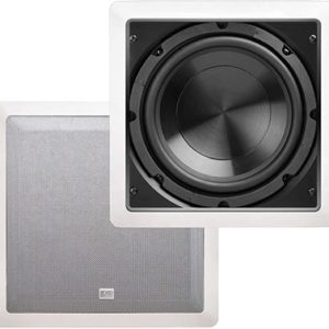 8. OSD Audio 150W In-Wall Subwoofer Speaker