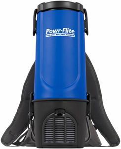 8. Powr-Flite BP4S Pro-Lite Backpack Vacuum