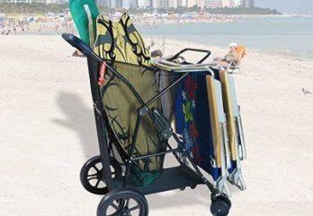 8. Rio Gear Beach Carts