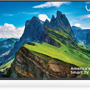 8. VIZIO 50in Class 4K Ultra HD (2160P) HDR Smart LED TV