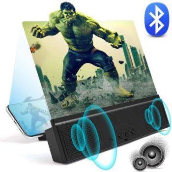 8. Wilevla Phone Screen Magnifier