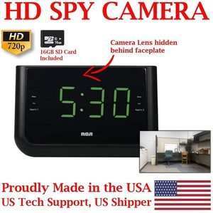 #9 [100% Covert] SecureGuard HD 720p USB Charger