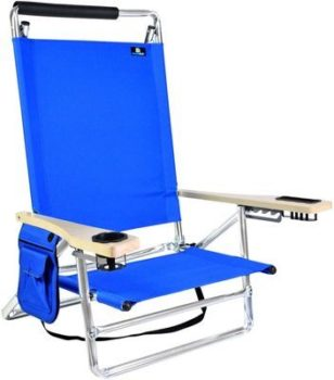 9. BeachMall Reclining Camp Chairs