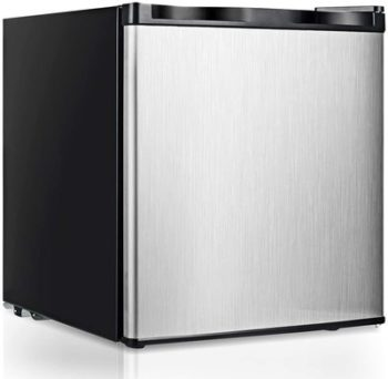 9. COSTWAY Mini Freezers