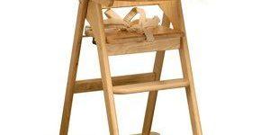 9. East Coast Folding High Chair