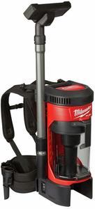 9. Milwaukee 0885-20 M18 Fuel 3-in-1 Backpack Vacuum