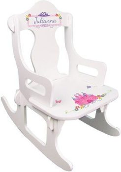 9. MyBambino Toddler Rocking Chair