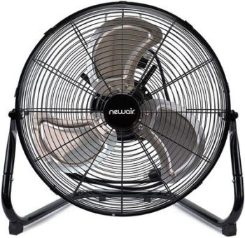 9. NewAir Fan Wall-Mount Fans