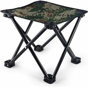 9. Poit Mini Folding Camping Stool Fishing Chair
