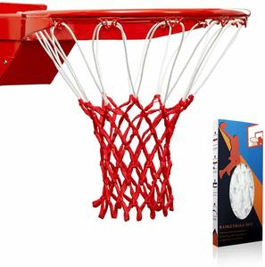 9. Premium Quality Professional Heavy Duty Basketball Net