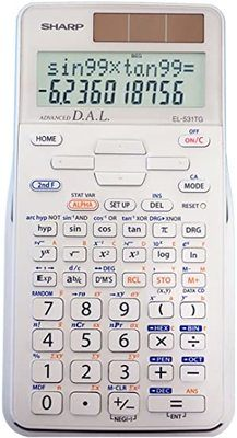 9. Sharp Scientific Calculator