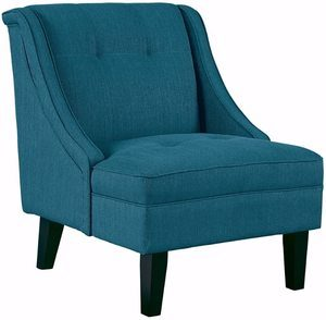 9. Signature Design by Ashley - Clarinda Accent Chair - Wingback