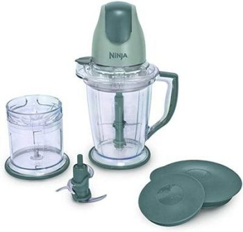 1. Best Ninja Mini Blender QB900B