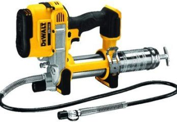 1. DEWALT Electric Grease Guns
