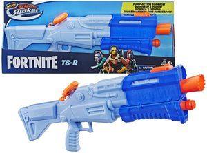 1. NERF Fortnite TS-R Super Soaker Water Blaster Toy