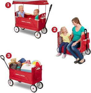 Top 10 Best Wagons for Kids in 2020 Reviews