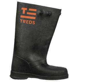 1. TREDS Super Tough 1 Pull-On Stretch Rubber Overboots