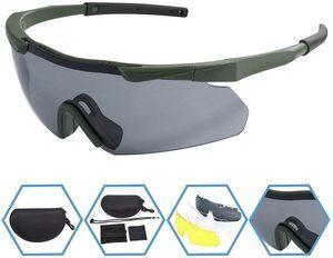 1. XAegis Airsoft Goggles