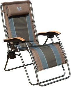 1. Zero Gravity Locking Patio - Best Timber Ridge Chairs