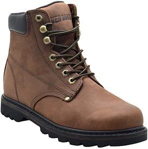 Top 10 Best Most Comfortable Work Boots for Men in 2020 Reviews