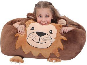 10. Youngeyee Kids Bean Bag Chairs