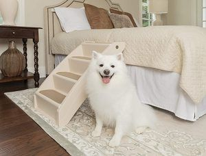 Top 10 Best Dog Stairs for Beds in 2020 Reviews
