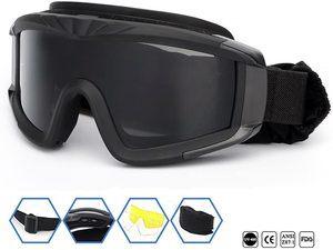 2. SPOSUNE Airsoft Goggles