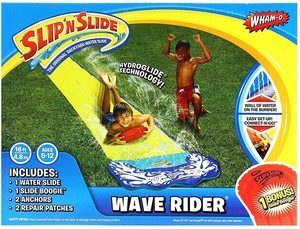2. Wham-o Slip N Slide Wave Rider 16'