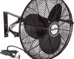 Top 10 Best Wall-Fans for Beds in 2021 Reviews