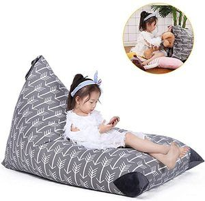 3. Jorbest Bean Bag Chair for Kids