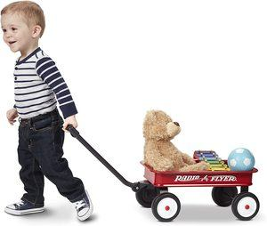 3. Radio Flyer My 1st Wagon