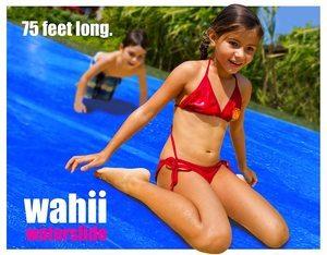 3. Wahii WaterSlide 75' x 12'