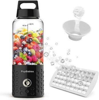 4. PopBabies Mini Blender