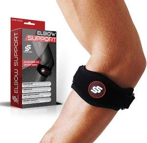 Top 10 Best Golfers Elbow Braces in 2021 Reviews