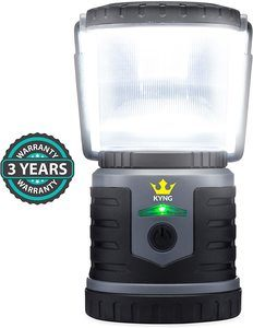 6. KYNG Rechargeable LED Lantern Brightest Light