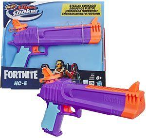 6. NERF Fortnite HC-E Super Soaker Toy Water Blaster