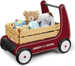 6. Radio Flyer Classic Walker Wagon