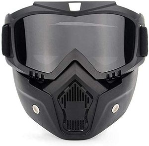 7. Easyinsmile Airsoft Goggle