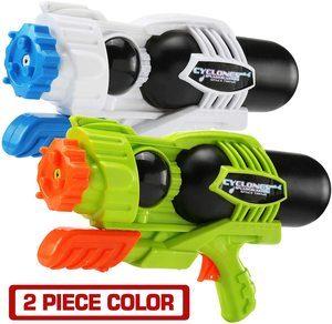 7. MAPIXO 2 Pack Super Water Gun for boy and Girl