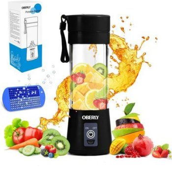 7. Oberly Mini Blenders