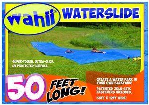 7. Wahii Waterslide 50' x 12'