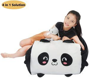 7. Yoweeton Kids Bean Bag Chair