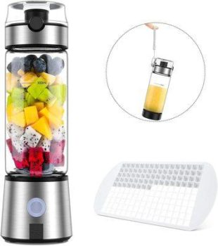 8. Ayyie Mini Blender