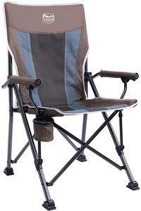 8. Folding Quad Chair - Timber Ridge Chair