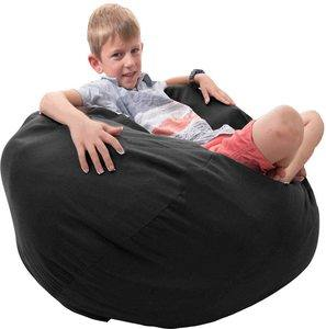 8. Niagara Sleep Solution Kids Bean Bag Chair