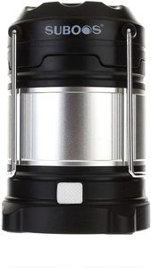8. SUBOOS Ultimate Rechargeable LED Lantern