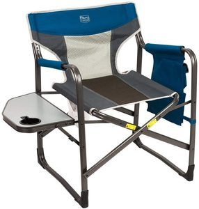 9. Director's Chair (Blue) with mesh back