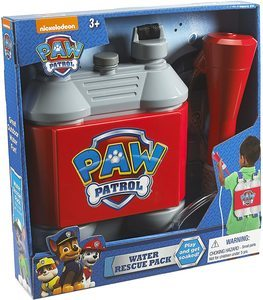 9. Little Kids 838 Paw Patrol Water Rescue Pack Toy